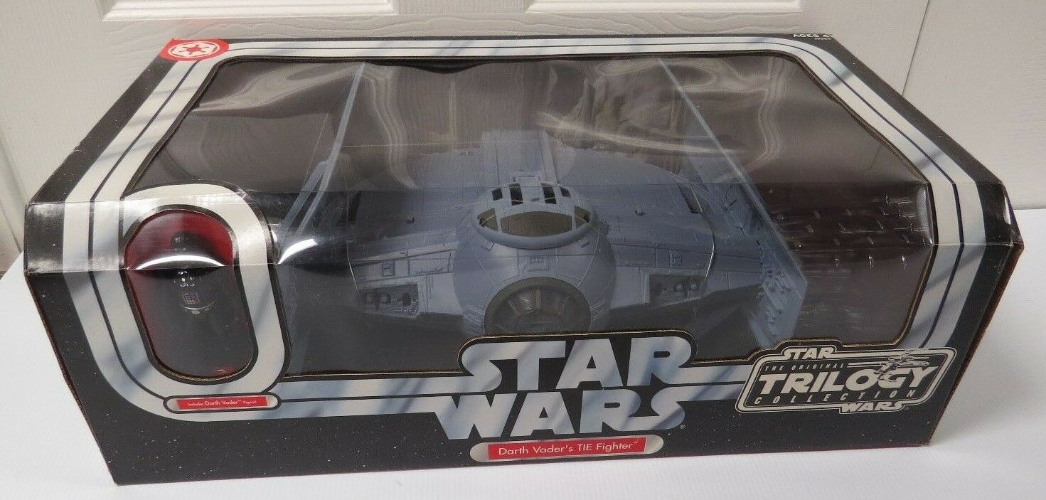 STAR WARS DARTH VADER'S TIE FIGHTER TRILOGY COLLECTION SEALED