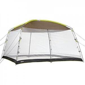 Screen House Canopy Tent 12x12 For Outdoor Sun Shade Beach