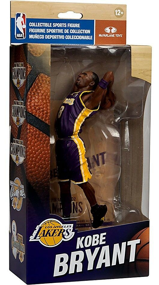 NBA Championship Series Kobe Bryant Action Figure [NBA Finals 2002]