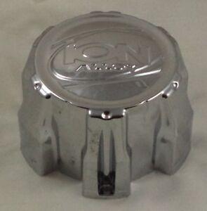 Ion Alloy C101711B C101711B-BGW Black Wheel Center Cap Ion Alloy Wheels