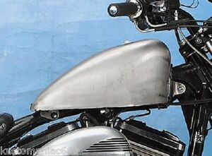 Serbatoio-benzina-peanut-8-5-lt-Harley-Davidson-Sportster-883-1200-86-94-NUOVO