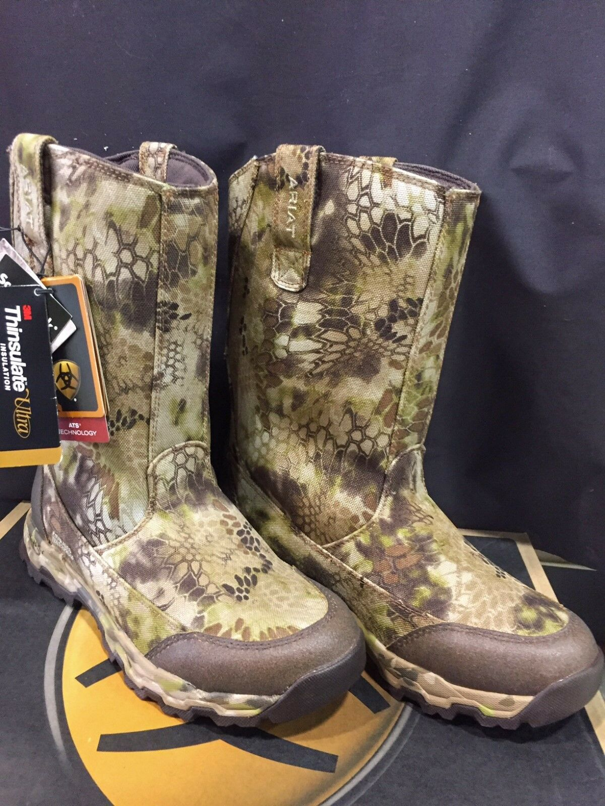 Ariat Men's FPS Pull-On H2O Insulated NEW