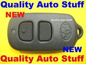 Genuine Gray / Grey Toyota Dealer Installed RS3000 Keyless Remote PT398-07101