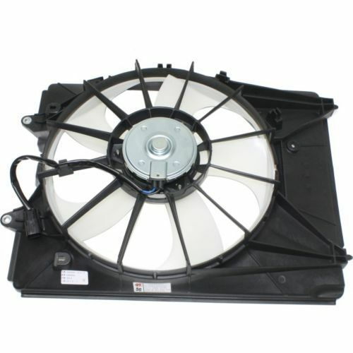 New AC3115125 Passenger Side Cooling Fan Assembly For