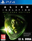 Alien: Isolation -- Nostromo Edition (Sony PlayStation 4, 2014)