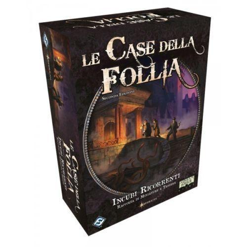 Le Case della Follia: Incubi Ricorrenti Gioco da Tavolo espansione ITA Asmodee