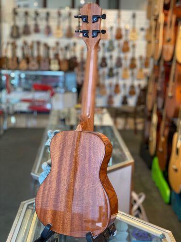 Kamehameha Ukulele KT-19 Tenor Solid Top Mahogany Gloss