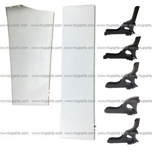 Sleeper-Cabin-Fairings-amp-Mounting-Brackets-LH-Fit-Freightliner-Cascadia