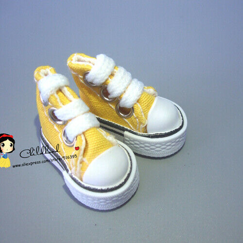 3.5Cm X 2Cm X 3Cm Doll Shoes For Blythe Licca Jb Doll Mini Shoes For Russian Dol