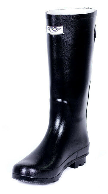 New Forever Young Womens Rain And Gardening Boots Brand New
