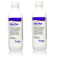 2 Pack - Ora-plus Oral Suspending Vehicle, 16 Ounce Each on sale