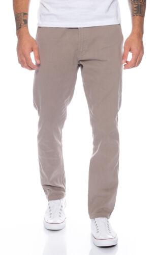 Rock Creek Men/'s Designer Chino Trousers Regular Slim Chinos W29-w40 New Rc-390