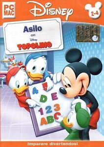 Disney-Asilo-Con-Topolino-PC-CD-Rom