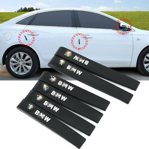 For BMW Series Rear Mirror Protector Door Side Edge Protection Guards Stickers