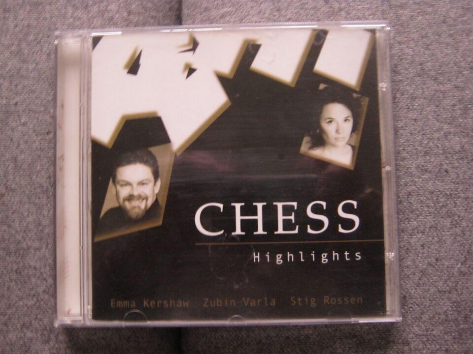 Bla Stig Rossen: ::: Chess Highlights, andet