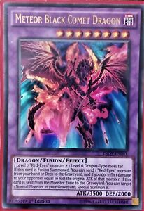 YuGiOh-Meteor-Black-Comet-Dragon-Ultra-Rare-1st-Edition-INOV-EN041-NM-M