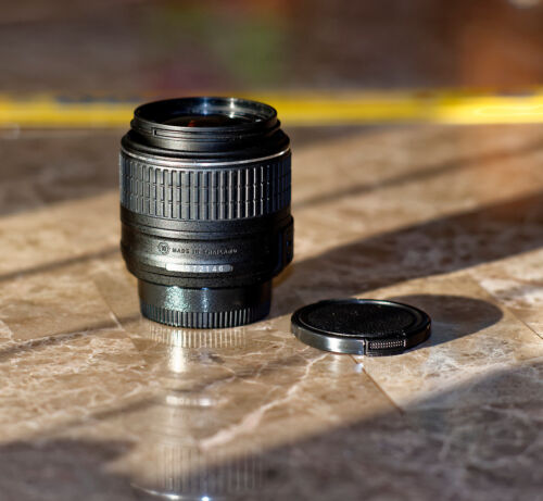1 of 1 - Nikon AF-S DX NIKKOR 18-55mm f/3.5-5.6G VR II Used V Good Condition