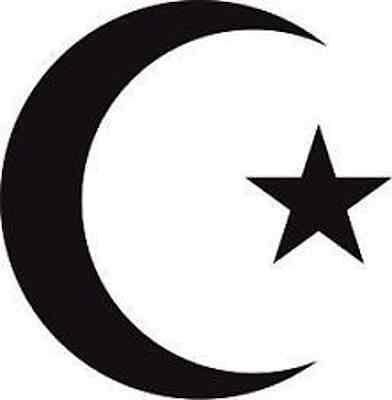 Moslem Zeichen