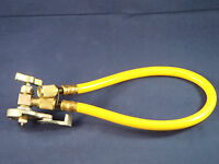 R12 R22 Freon Refrigerant Recharge Can Tapper Hose Kit