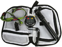 Fox 40 Multi Sport Football Referee Accessory Kit (pouch,whistle,stopwatch,pump)