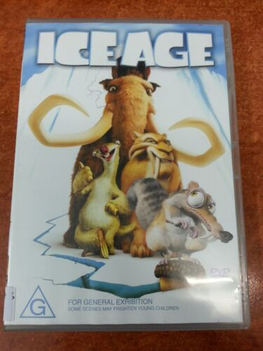 1 of 1 - Ice Age DVD (20394)