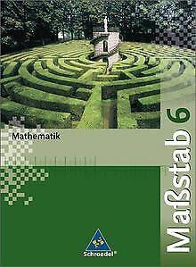 Massstab-Mathematik-fuer-Realschulen-Ausgabe-2005-Ma-Buch-Zustand-gut