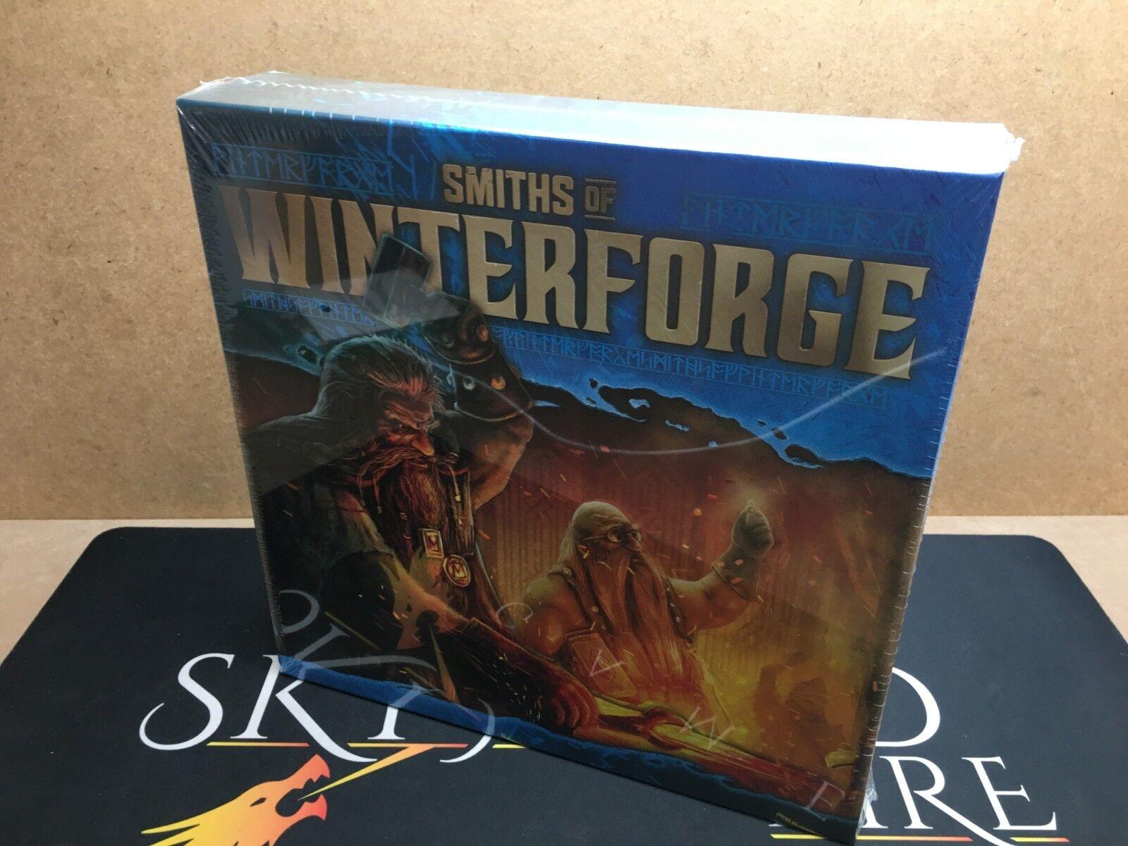 Smiths de winterforge édition spéciale-Règle & Make (origine scellés)