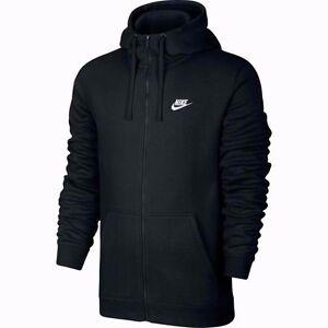 NIKE-Men-039-s-Full-Zip-Fleece-Sportswear-Hoodie-Size-S-to-3XL-OZ-STOCK