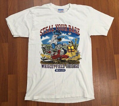 New Dead And /& Company Tour 2019 T Shirt CHICAGO WRIGLEY FIELD Grateful t-shirt