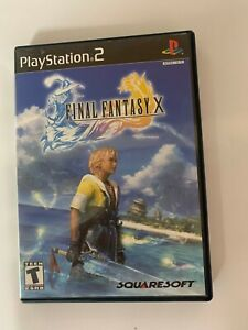 Final Fantasy X Play Station 2 Used Game A07