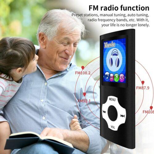 """Soporte Tf Tarjetas Slim 1.8 /""""Reproductor De Mp3 Formato Mp4 Mp3 A... Mp3"""