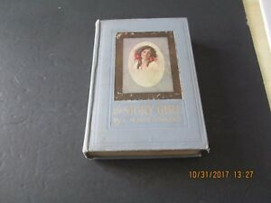 The-Story-Girl-by-L-M-Montgomery-1st-1st-1911-HC