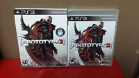 Prototype 2 -- Radnet Edition (sony Playstation 3, 2012) - Brand & Sealed