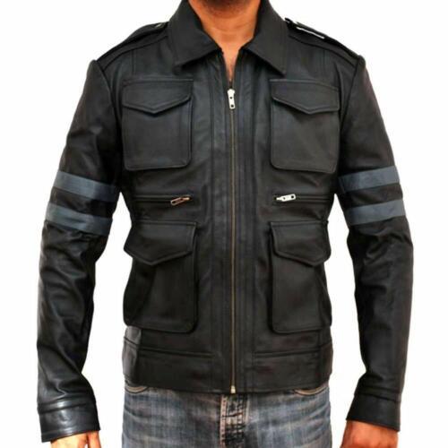 Leon Kennedy Resident Evil 6 Leather Jacket