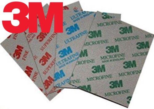 3M Softback Sanding Sponge 1 5 20pc fine Sandpaper hobby tamiya 2600 2602 tool 3