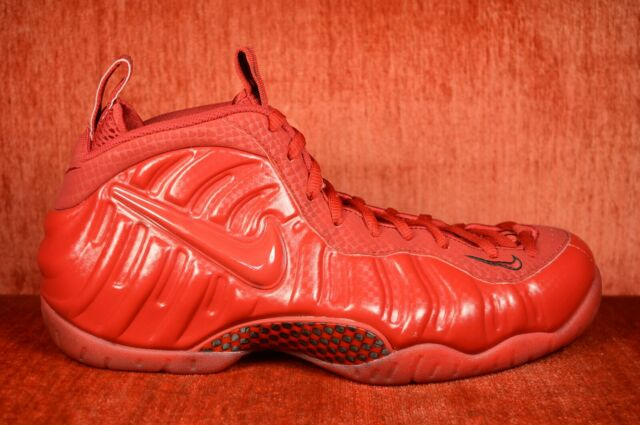 best cheap 86514 aeb8a Nike Air Foamposite Pro Size 10 Red October Deadstock Fast Galaxy