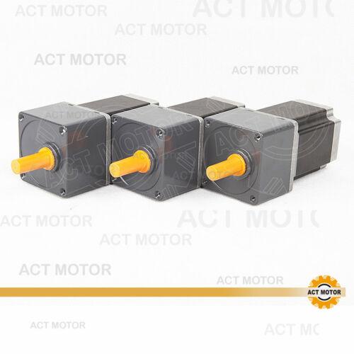 Act motor GmbH 3 trozo nema 23 geared motor 23hs8430ag15 4 tuberías 3a 1.4n.m 15:1