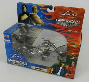 American-Chopper-The-Series-Jet-Bike-1-18-Scale-NOS-Unopened