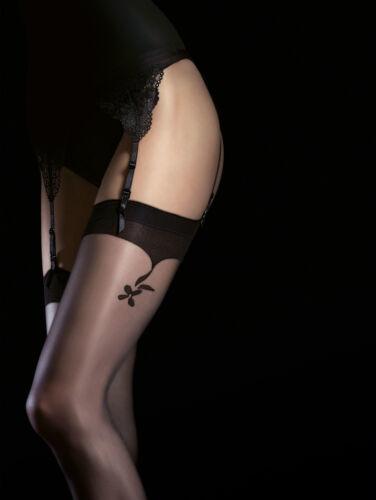 Fiore Charlize Calze Velato 20 Denari Modello delicato-nuova gamma Obsession