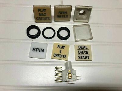 Slot Machine Parts Buttons