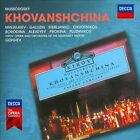 Mussorgsky: Khovanshchina (CD, Oct-2011, 3 Discs, Decca)