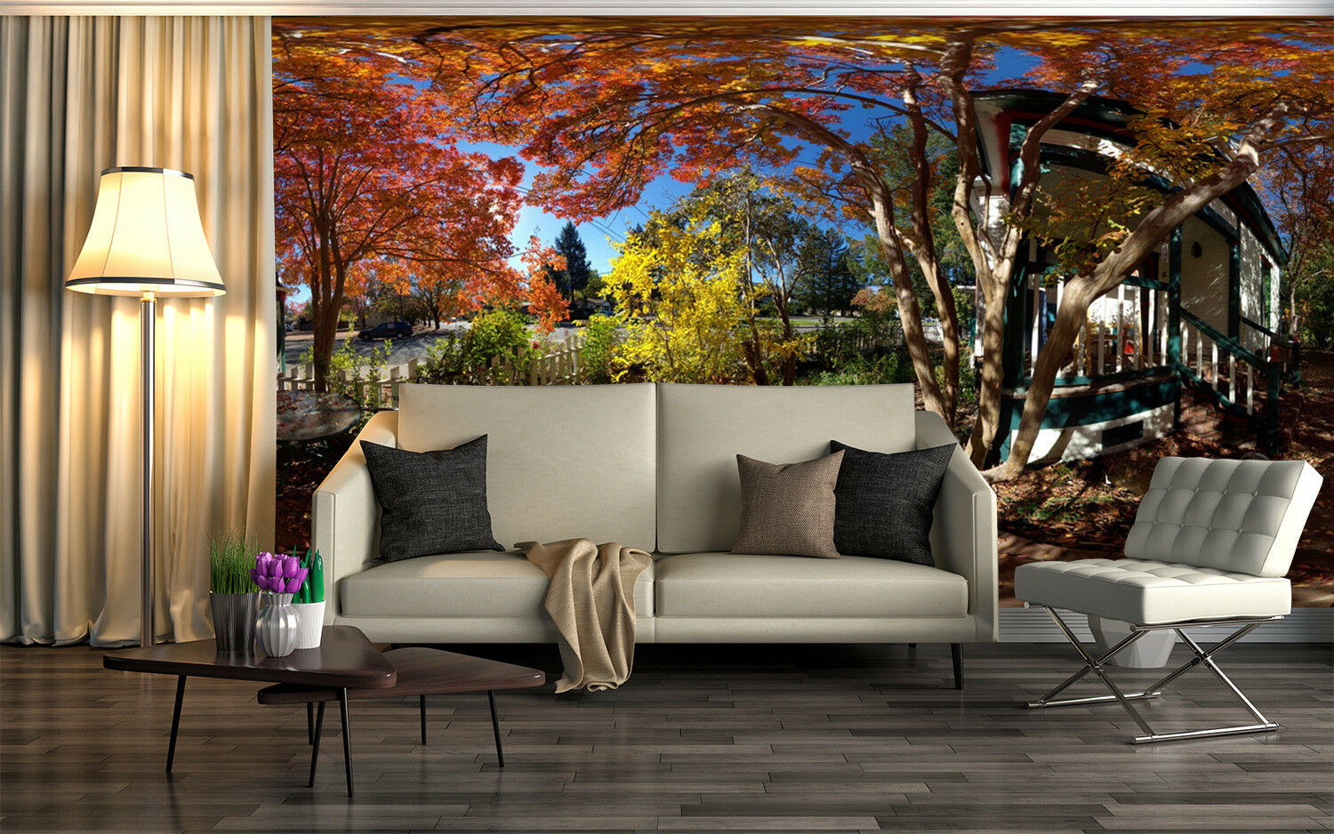 3D Scenery Angle 899 Wall Paper Murals Wall Print Wall Wallpaper Mural AU Kyra