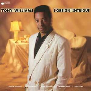 Tony Williams - Foreign Intrigue Neuf LP