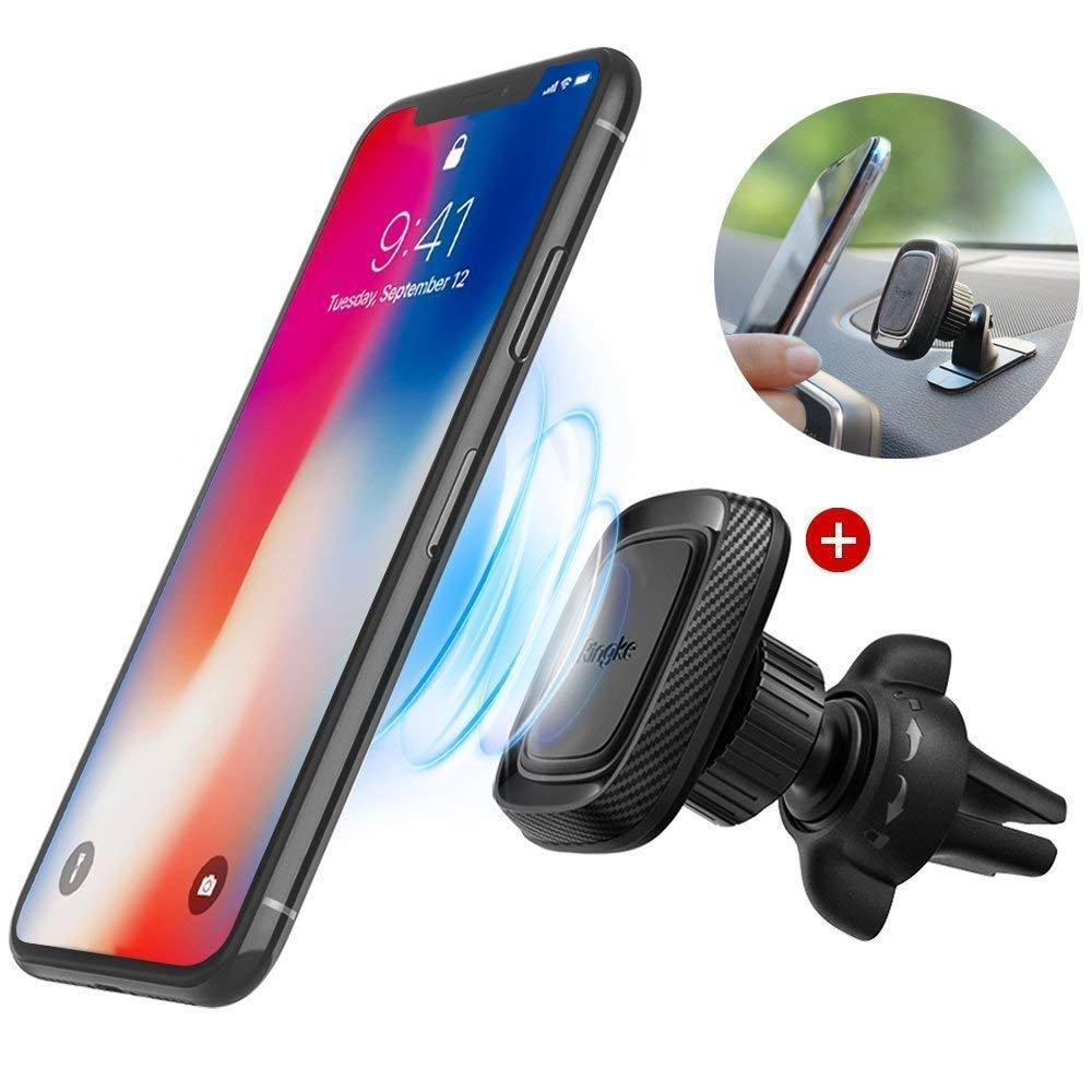 air vent phone holder for car