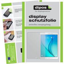 3x Samsung Galaxy Tab A T550N Schutzfolie matt Displayschutzfolie Folie dipos