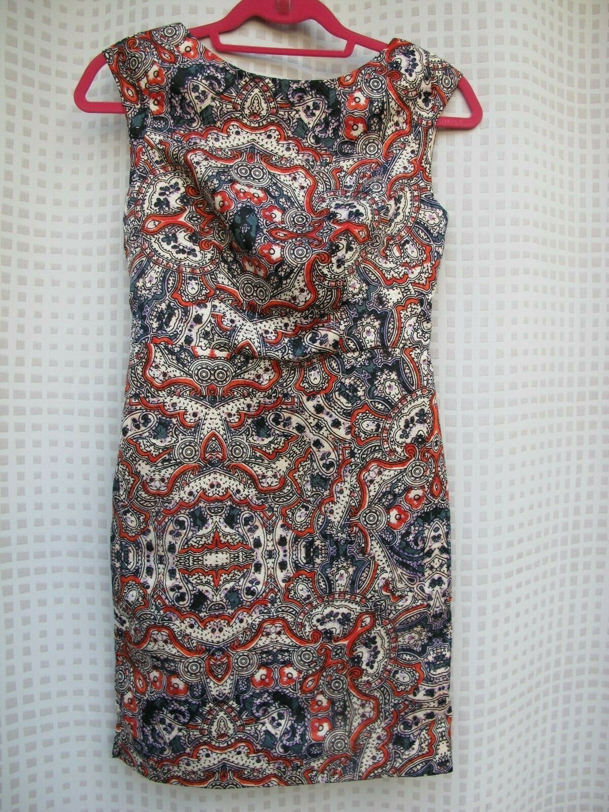 THE LIMITED damen Form Fitted Work Slealth Dress Gorgeous PETIT 00 - EUC