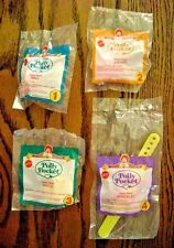 1994--POLLY POCKET (Complete SET of 4 Toys) by McDonald's [NIP]