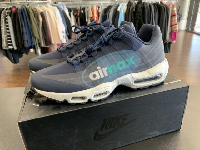 premium selection 09e71 31d4b Nike Air Max 95 NS GPX Obsidian White-New Slate AJ7183-400 size 10