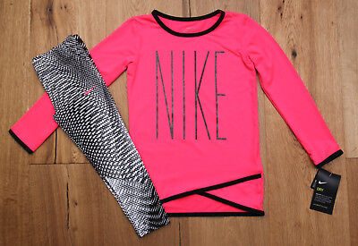 conjunto leggings e top nike