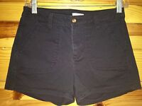 *AERIE by AMERICAN EAGLE* Women's Juniors Navy Shorts Size 2 Regular